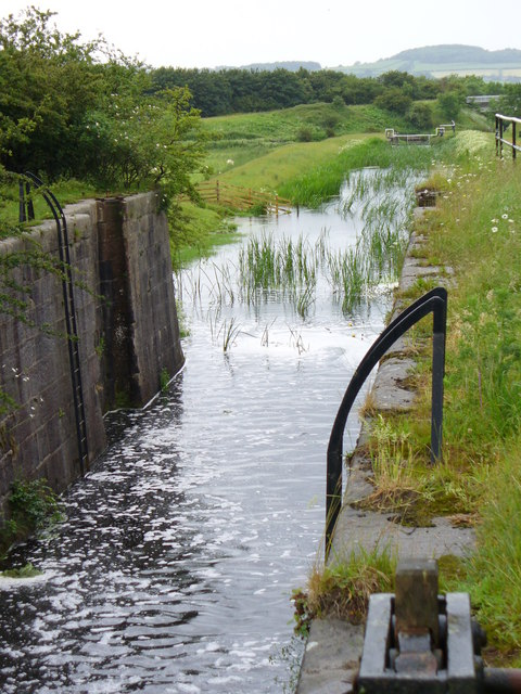 Tewitfield Locks, Lancaster Canal