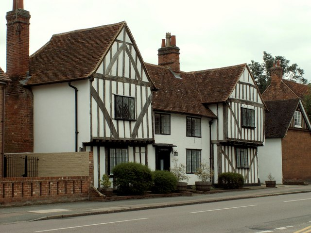The Old Vicarage, High Street, Newport