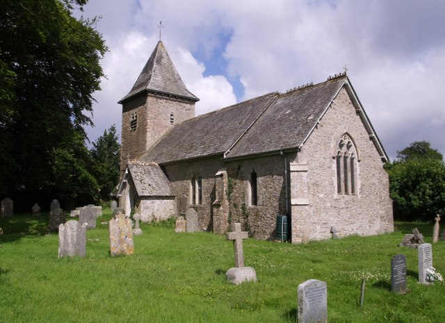 St Alban's church, Beaworthy