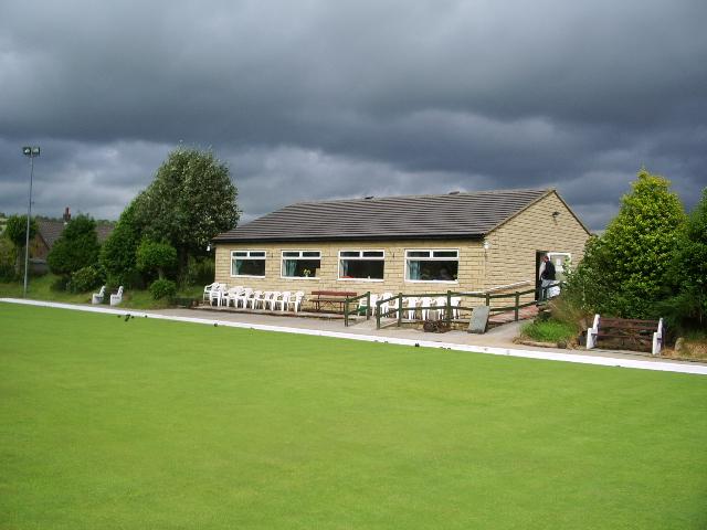 Pavilion, Crosshills Bowls Club