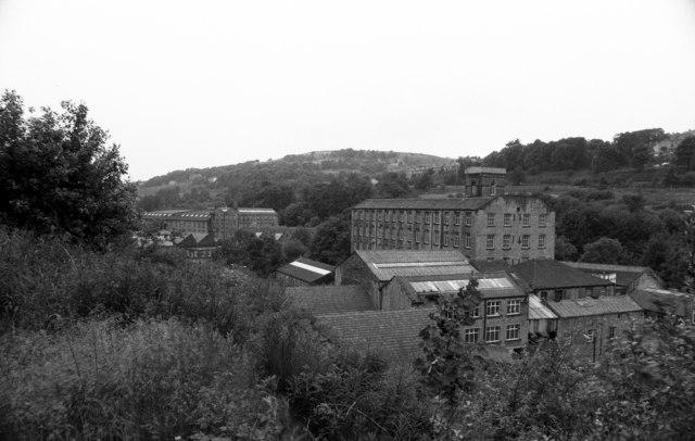 Ramsden Mills, Linthwaite