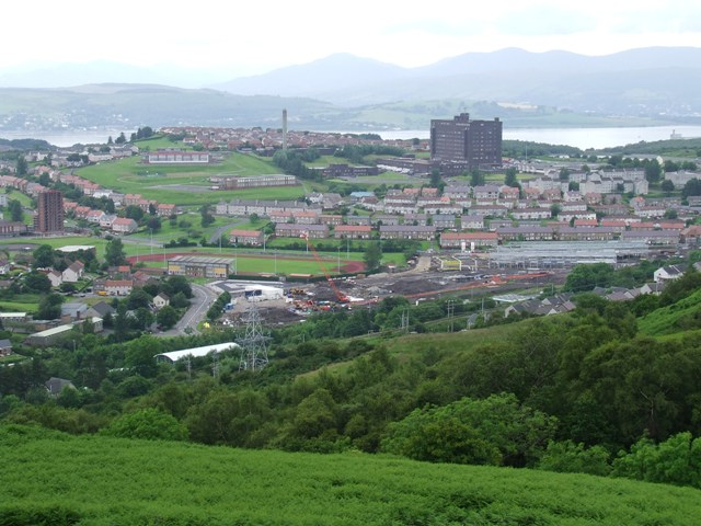 Southwest Greenock