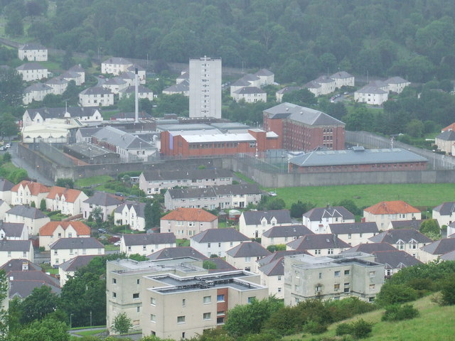 HM Prison Greenock