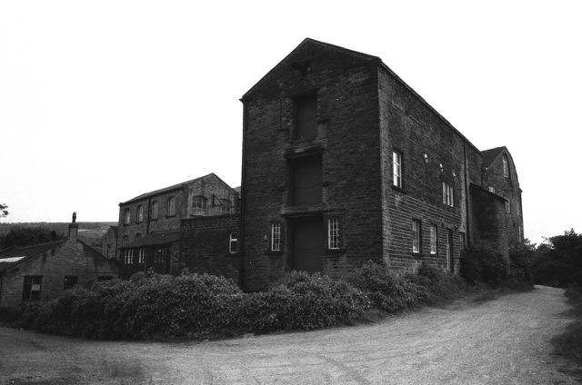Low Westwood Mill, Low Westwood, Golcar