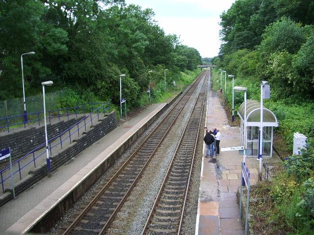Pleasington Railway Station