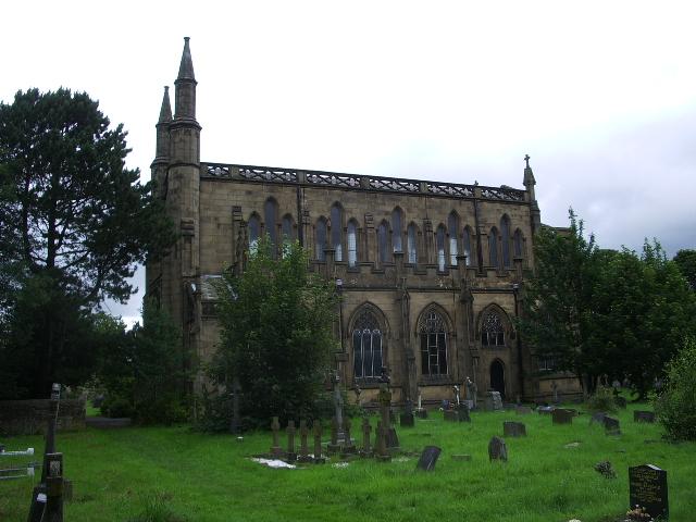 SS Mary & John the Baptist, Pleasington Priory