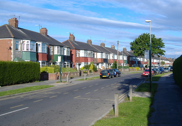 Cottesmore Road, Hessle