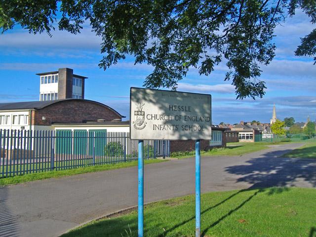 All Saints Infants School, Hessle