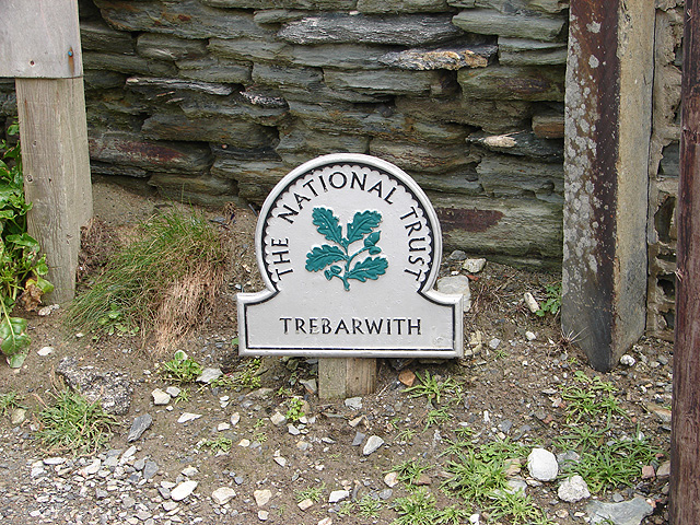 The National Trust, Trebarwith