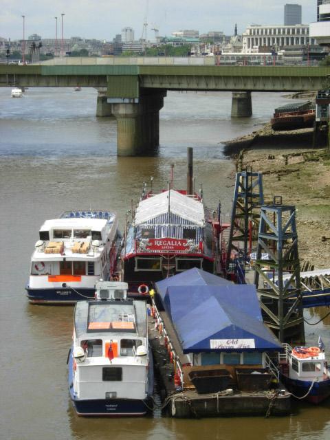 Old Swan Pier
