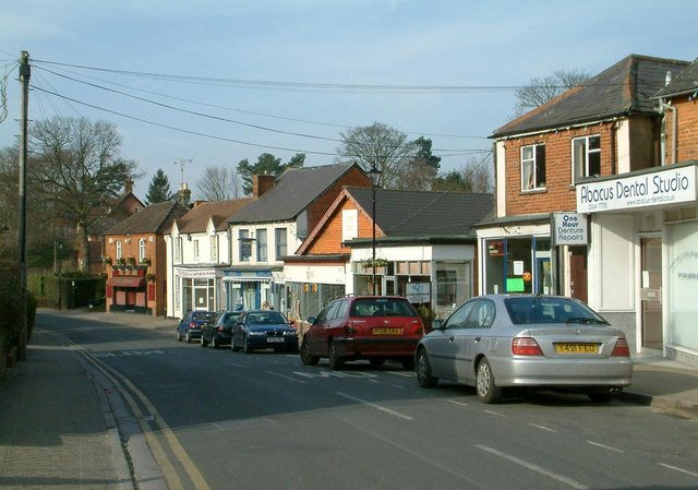 Church Street, Crowthorne