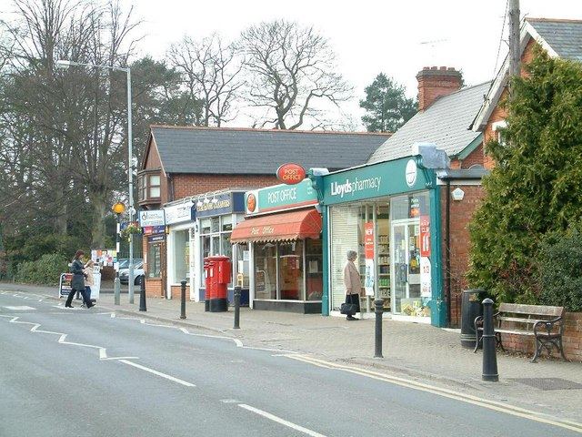 Crowthorne Post Office, Dukes Ride