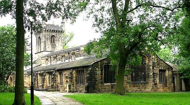 All Saints Church - Stocks Lane