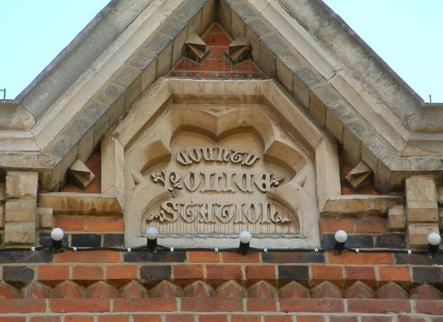 Original Police Station, Town Hall,  Wokingham