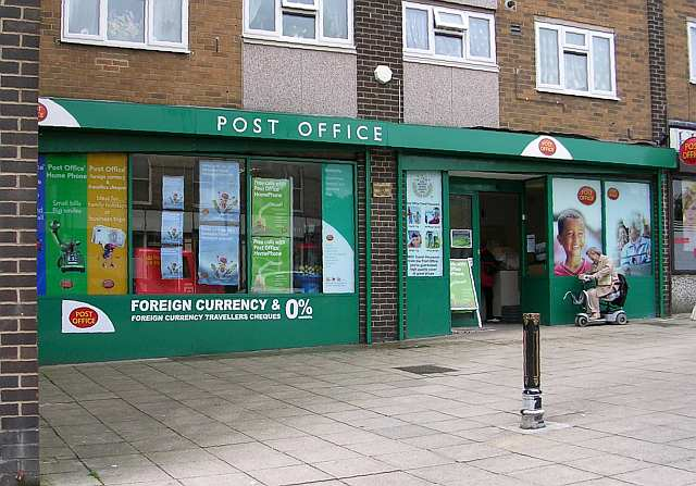 Post Office - Upper Commercial Street