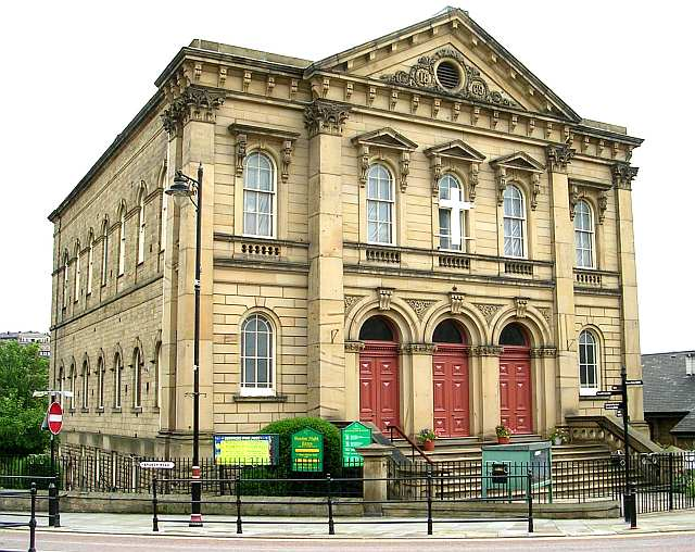 Central Methodist Church - Commercial Street