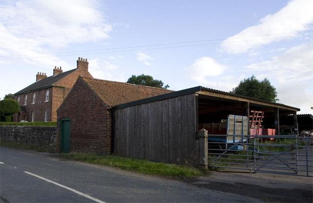 Ozendyke Manor farm