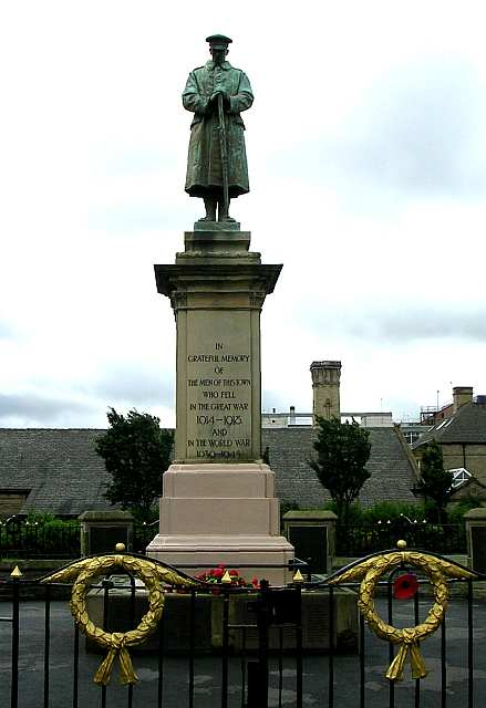 War Memorial - Cambridge Street