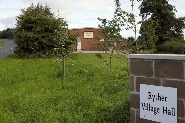 Ryther Village Hall