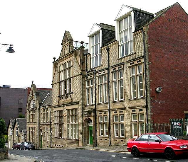 Technical School - Cambridge School