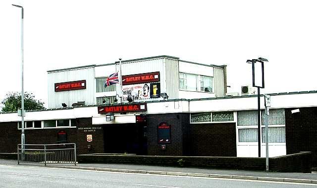 Batley WMC & Institute - Wellington Street