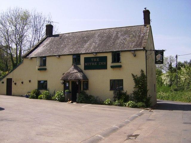 The Mitre Inn, Sandford Orcas