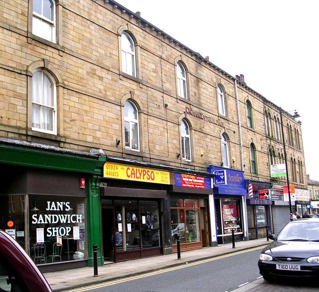 Exchange Buildings - Commercial Street