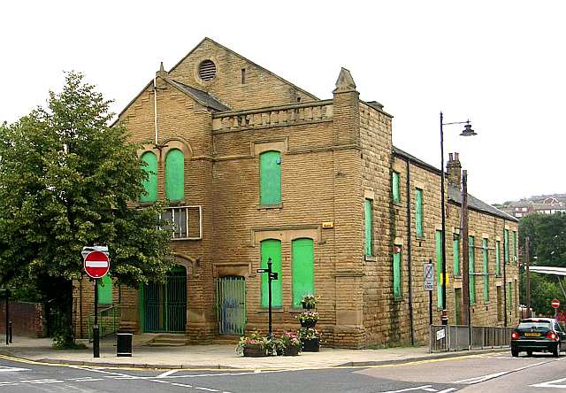 Former Salvation Army Hall - James Street