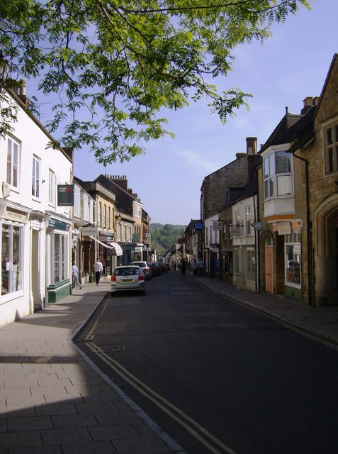 Cheap Street, Sherborne