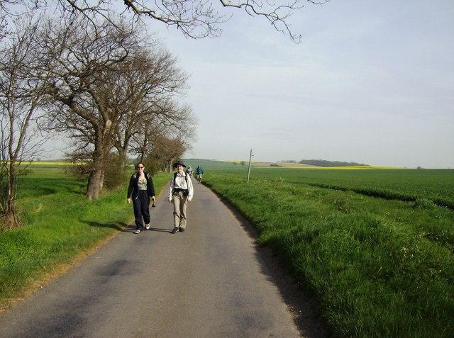 On the Macmillan Way
