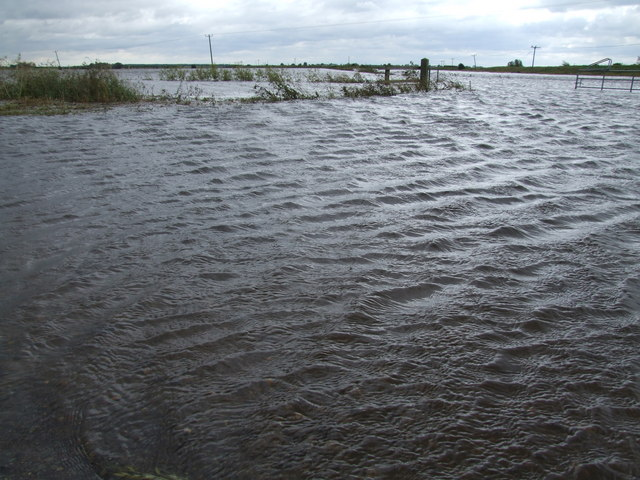 Flooding at Short Ferry