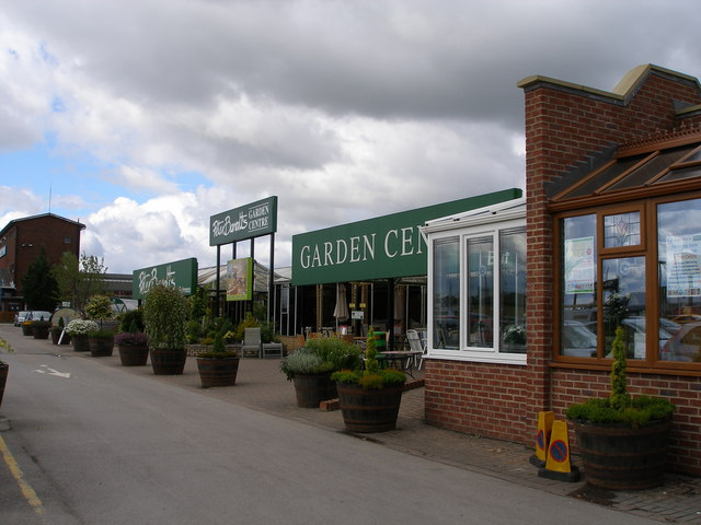 Peter Baratts Garden Centre