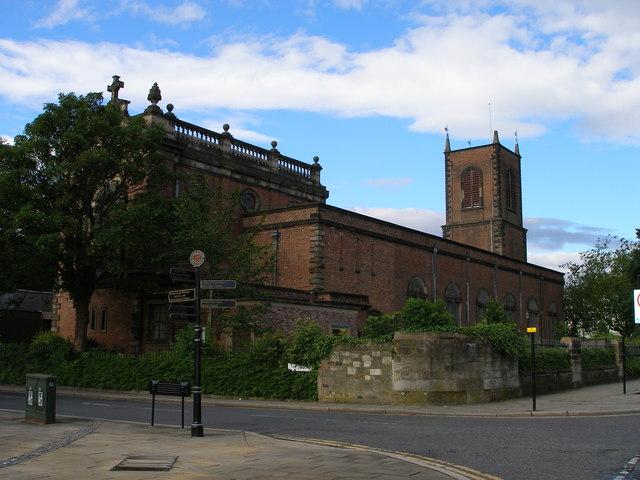 Stockton Parish Church of St Thomas