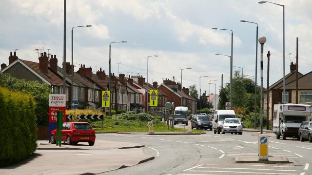 Alfreton Road