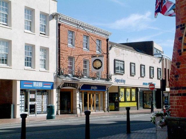 Broad Street, Wokingham