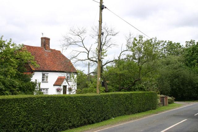 Tile Hall Farmhouse