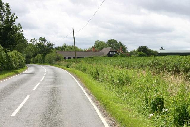 Tile Hall farm buildings