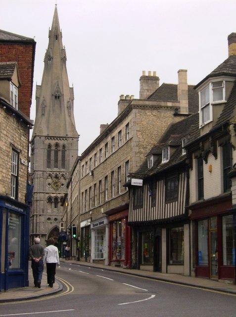 Castle Street, Stamford
