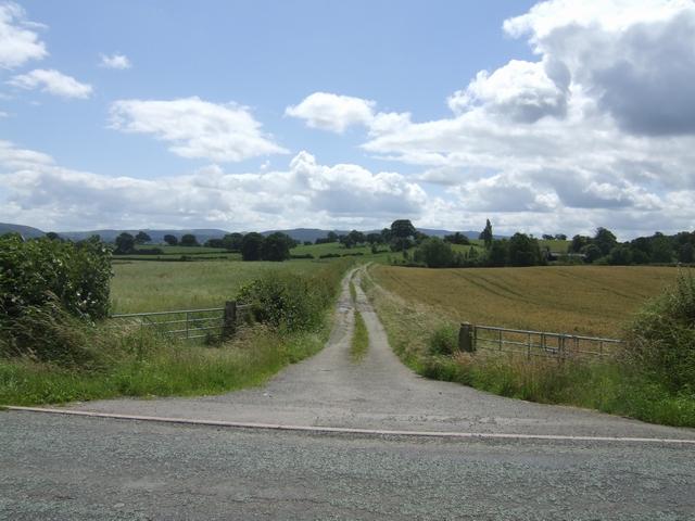 Bridleway to Wood Farm