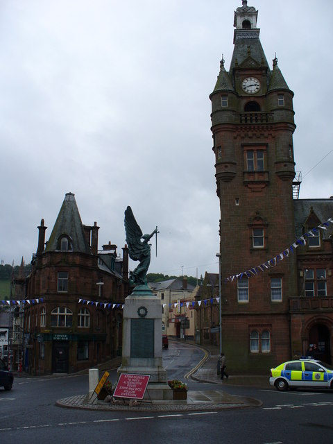 The Tower, Lockerbie
