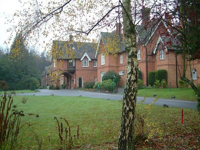 Audleys Wood Hotel near Basingstoke