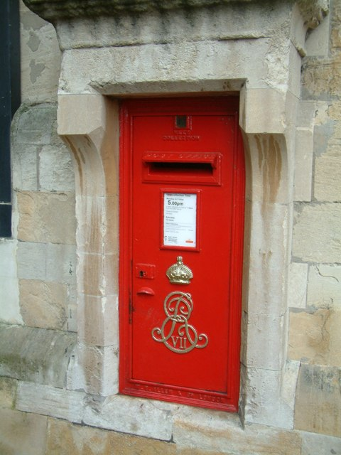 Edward VII Post Box, Windsor Castle