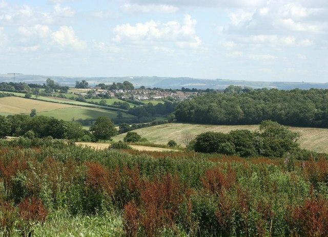 2007 : Farmland near Upper Baggridge Farm