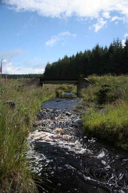 Bridge over the Belling Burn