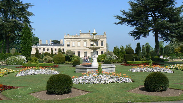 Brodsworth Hall Formal Gardens