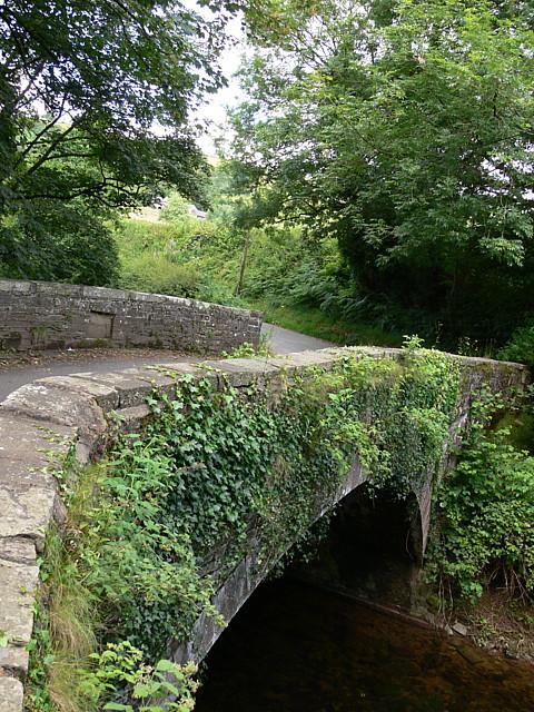 Bridge Over Afon Crai