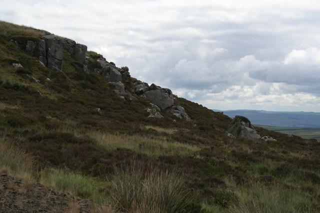 Monkside Crag