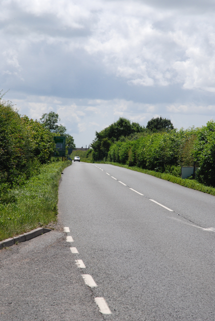 A350 north of Shaftesbury