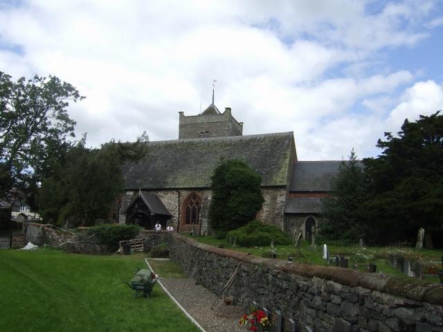Worthen Church
