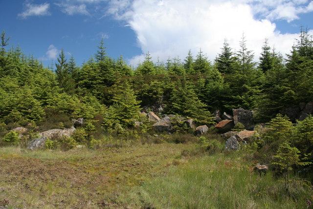 Keppied Crag